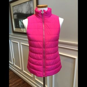 Michael Kors pink vest